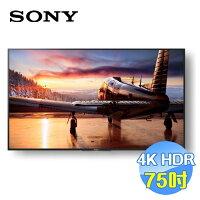 SONY 索尼推薦到SONY 75 型4K 高畫質數位液晶電視 KD-75Z9D