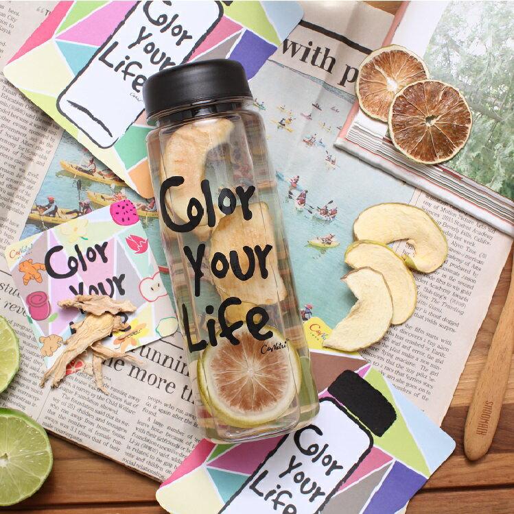【台灣常溫】Color Your Life 花果水手提禮盒 (8包 + 1隨身瓶) #蘋果 #火龍果 #鳳梨乾 #洛神花 #檸檬 #薑黃 #無防腐劑 #無色素 #無香料 #無加糖 #獨家專利常溫乾燥 #營養更完整保留 0