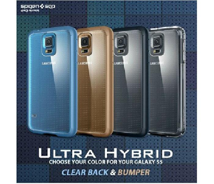 ^~斯瑪峰 ^~韓國 正品SGP 三星galaxy S5 G900 透明殼鮮彩邊框 保護套