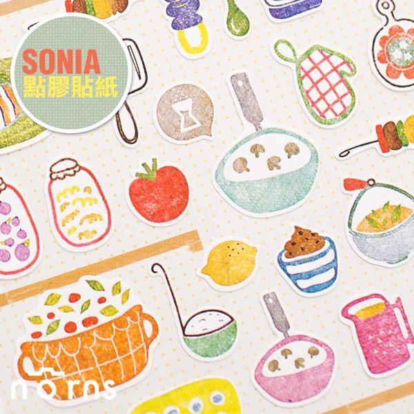 NORNS 【韓國Sonia (kitchen)】廚具 點心 手帳 行事曆 拍立得照片 裝飾貼紙
