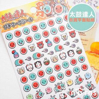 NORNS 【日貨平面貼紙-太鼓達人】Taiko on Tatsujin 手帳 行事曆 裝飾貼紙