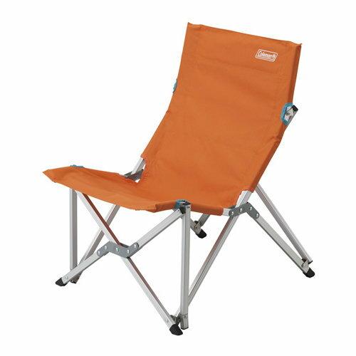 【鄉野情戶外專業】 Coleman |美國|  休閒椅 樂活椅-杏黃_CM-5996JM000