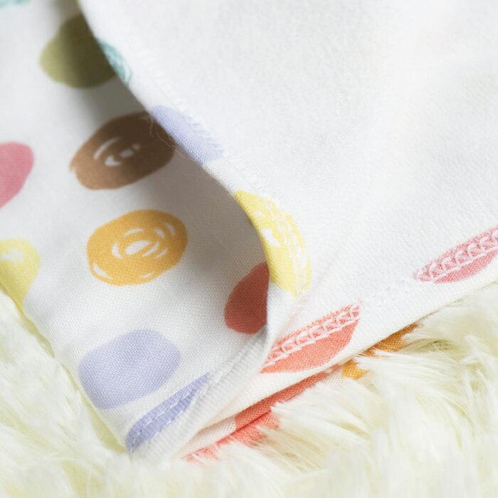 Minerva米諾娃 - 繽紛紗布大浴巾 (毛巾+紗布) 2