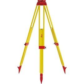 LEICA GST20 平頭小孔木頭腳架 光波 經緯儀 水準儀 水平儀 木頭三腳架 非GST05 非GST120
