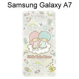 雙子星透明軟殼 [TS1] Samsung A700Y Galaxy A7【三麗鷗Sanrio正版授權】