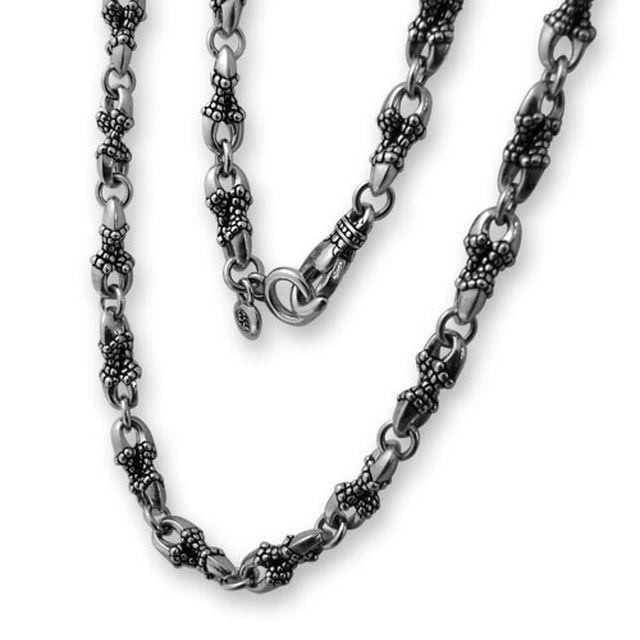 【海外訂購】【Bloody Mary】迴旋獸爪純銀項鍊 50cm (BMN0151-2  028545B500) 0