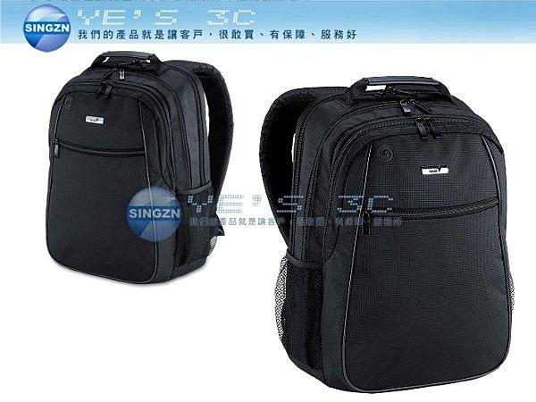 「YEs 3C」Genius G-B1520 多層次輕便都會休閒後背包 背帶具備耳機捲線器 免運 yes3c