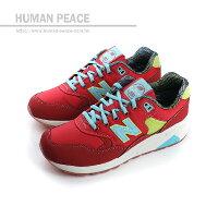 New Balance 美國慢跑鞋/跑步鞋推薦NEW BALANCE 580系列 休閒鞋 紅 女款 no685