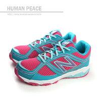 New Balance 美國慢跑鞋/跑步鞋推薦New Balance 636系列 跑鞋 藍 大童 no717