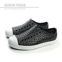 native 輕量懶人鞋、休閒防水鞋到native JEFFERSON 洞洞鞋 黑 女款 no287