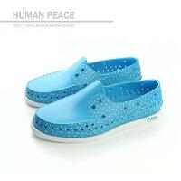 native 輕量懶人鞋、休閒防水鞋到native HOWARD 洞洞鞋 藍 男女款 no290