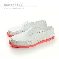 native 輕量懶人鞋、休閒防水鞋到native HOWARD 洞洞鞋 白 女款 no291