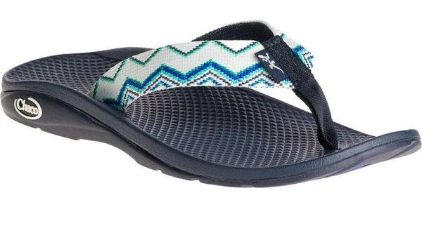 Chaco夾腳拖鞋/海灘拖/戶外運動涼鞋-沙灘款 女 美國佳扣 CH-ETW01 HC66 聖地牙哥藍