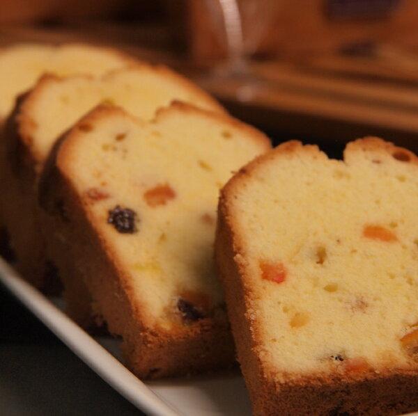 綜合水果 磅蛋糕 (每條320g)