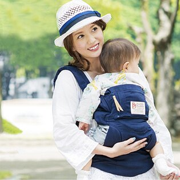 【西村媽媽】獨家代理日本LUCKY 5WAY URBAN 360 腰帶型背帶