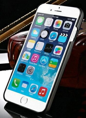 Funda Caercasa Aluminio iPhone 6 4,7 Pulgadas Calidad Premium 8