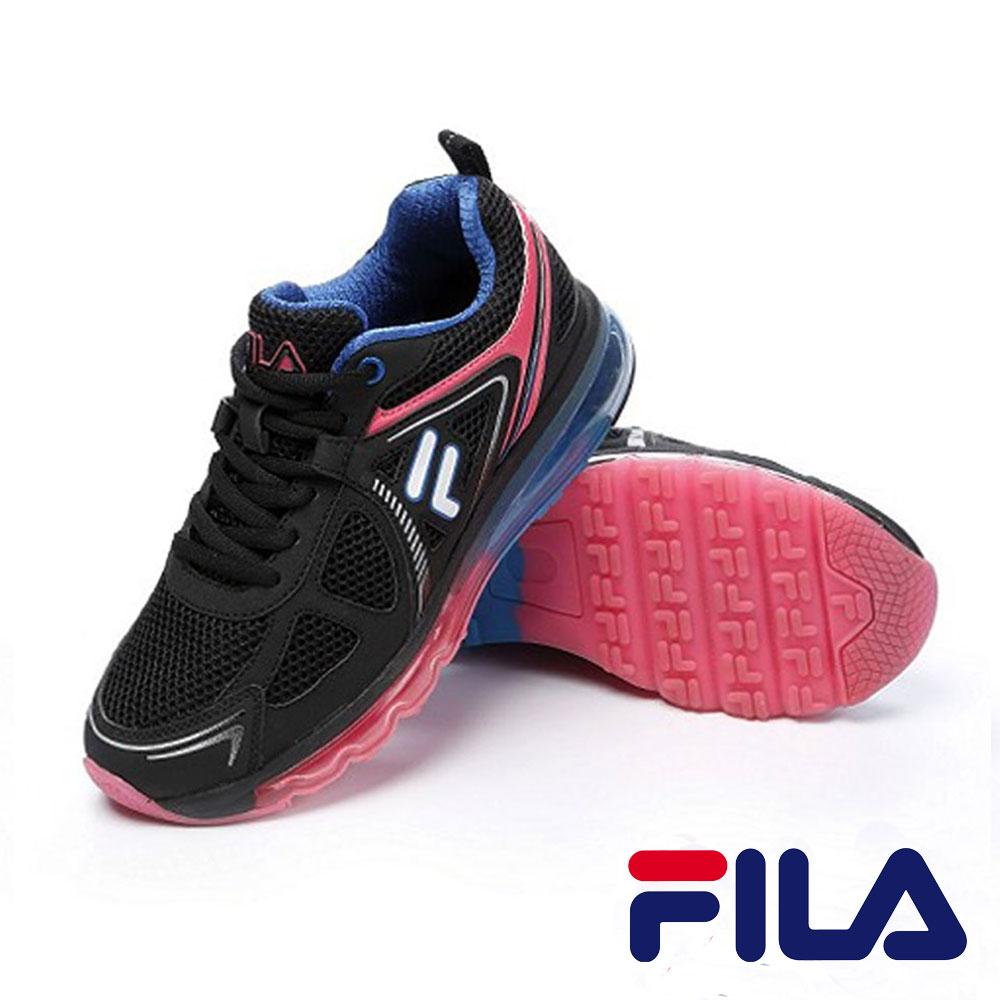 FILA 女款機能全氣墊慢跑鞋 J925P-023 0