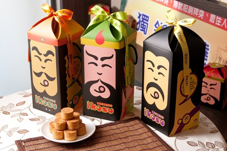 一口土鳳梨酥(30入)/原味 1