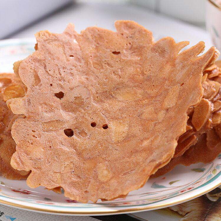 杏仁瓦片手工餅乾(6片)★香脆酥口【布里王子】 2