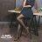 格子舖*【KW6686】MIT台灣製 交叉帶皮革金屬釦環 側拉鍊穿拖 7CM粗高跟短靴 馬丁靴 2色 1
