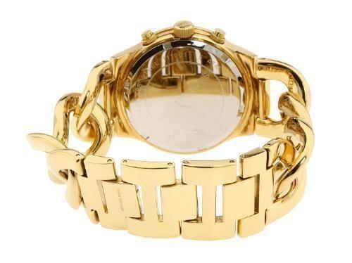 美國Outlet正品代購 MichaelKors MK 玳瑁三環 手鍊 手錶 腕錶 MK3131 4