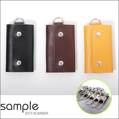 鑰匙包【Sample】仿皮革製隨身鑰匙包【SA5422】