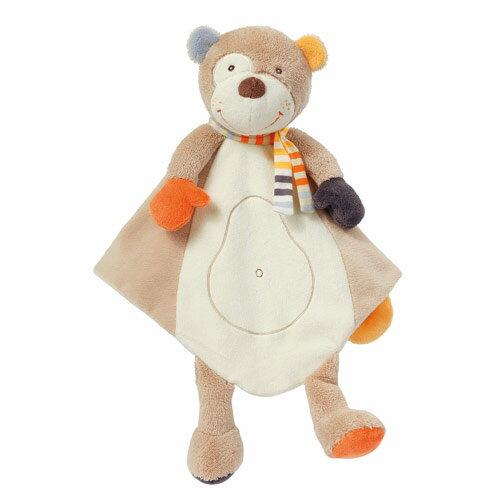 德國【BabyFEHN】叢林夥伴無尾熊安撫布偶奶嘴巾 0