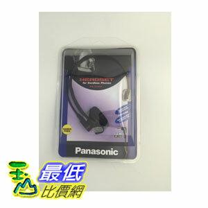 [美國直購 現貨] 耳機麥克風 Panasonic 國際牌 2.5 KX-TCA60 適用於無現電話機,手機 _TC2