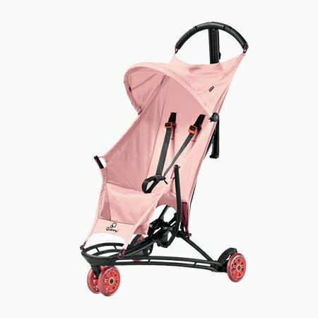 ★衛立兒生活館★Quinny Yezz 超輕量三輪嬰兒推車-Pink Pastel