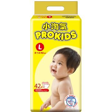 小淘氣 Prokids 紙尿褲 尿布 L42 片/包