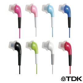 【集雅社】TDK CLEF-Fit2 TH-EC100 耳道式繽紛耳機 公司貨 ★全館免運
