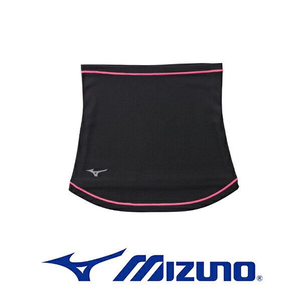 32TY4G0109(黑)防曬防風半截式頭套 【美津濃MIZUNO】