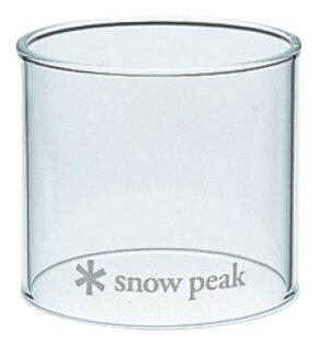 【鄉野情戶外用品店】 Snow Peak |日本|  玻璃燈罩/GP自動點火小型瓦斯燈「天」GL-100A專用/GP-002