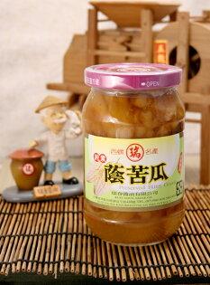 【瑞春醬油】蔭苦瓜