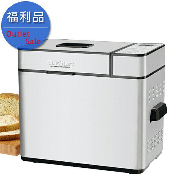 九成新★福利品↘62折★ Cuisinart  微電腦全自動製麵包機 CBK-100
