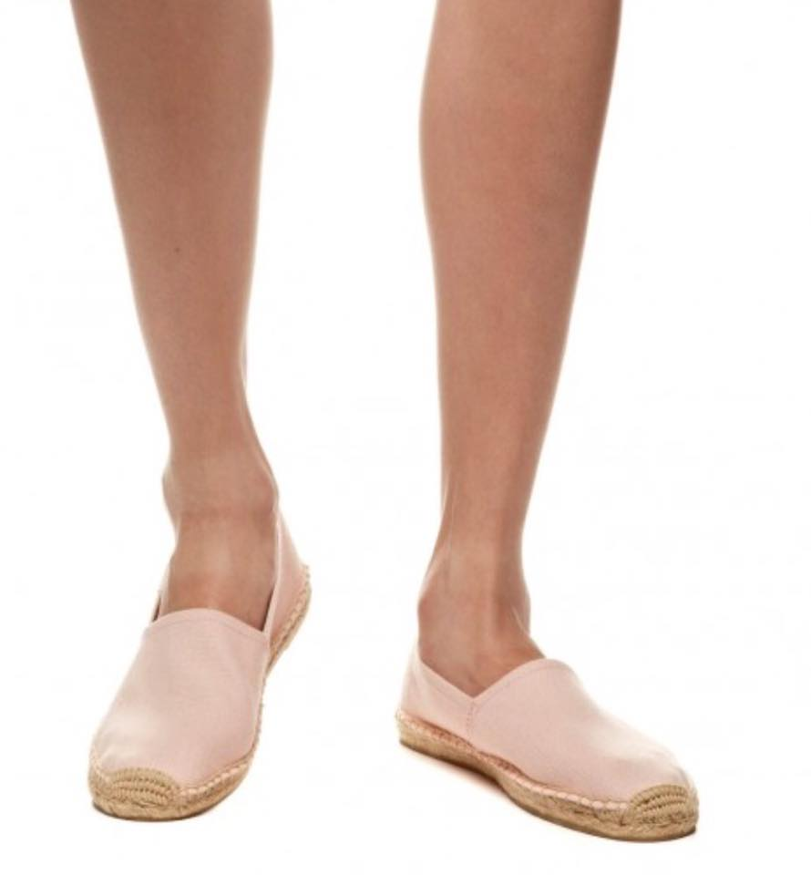【Soludos】美國經典草編鞋-基本款草編鞋-粉 6