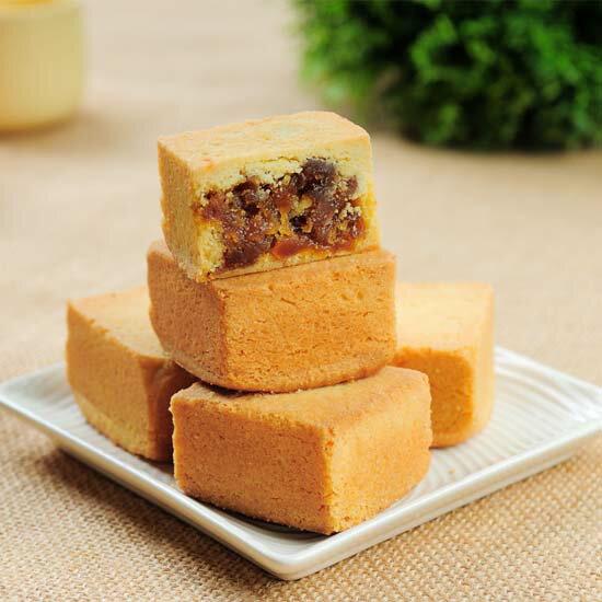 【櫻桃爺爺】土鳳梨酥10入禮盒 - 限時優惠好康折扣