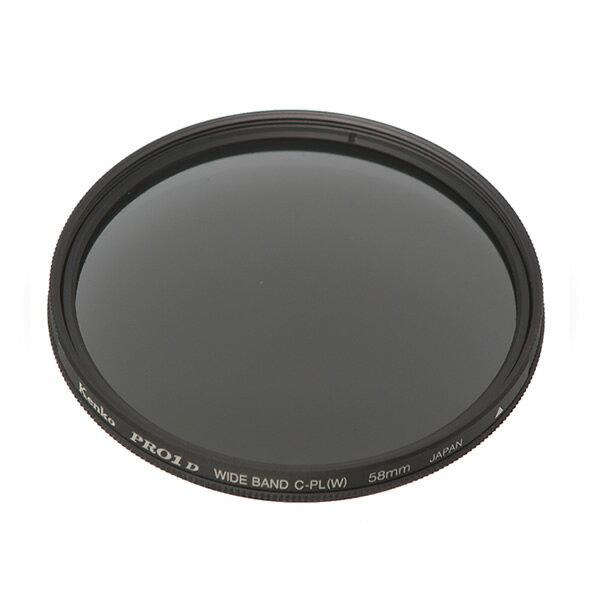 *兆華國際* Kenko PRO 1D CPL (W) 58mm 特殊多層鍍膜環型偏光鏡 含稅價