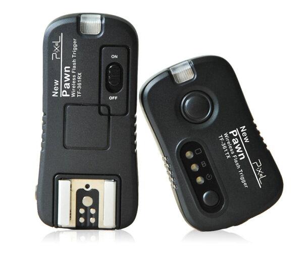 *兆華國際* Pixel Pwan 閃光燈觸發器/快門遙控器 開年公司貨 TF-361 TF-362 TF-363  含稅價