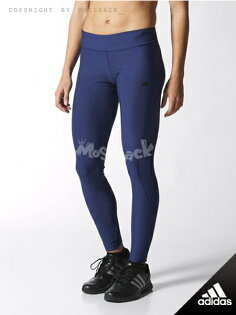 『Mossback』ADIDAS ULTIMATE FIT TIGHTS 緊身 長褲 紫色(女.)NO:S19382