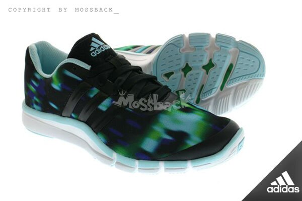 ~Mossback~ADIDAS A.T 360.2 PRIMA 渲染 輕量 慢跑 黑紫綠