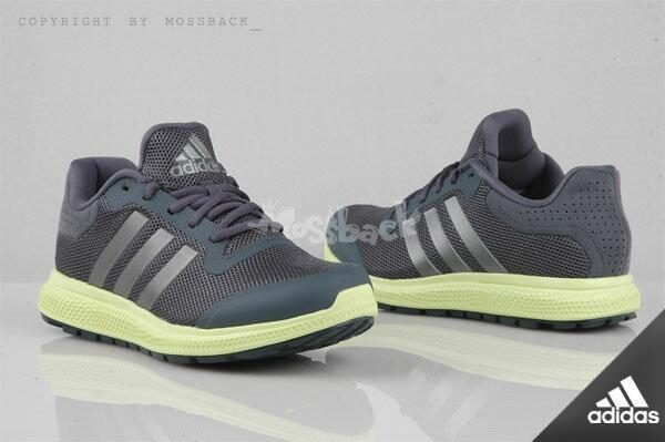 『Mossback』ADIDAS ENERGY BOUNCE W 軟底 輕量 慢跑鞋 灰黃(女)NO:B33963