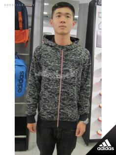 『Mossback』ADIDAS ROSE 迷彩  羅斯 籃球 運動 連帽 外套 黑灰(男)NO:S92358