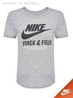 『Mossback』NIKE RUN BRNOUT 短袖 上衣 灰色(女)NO:739519-063