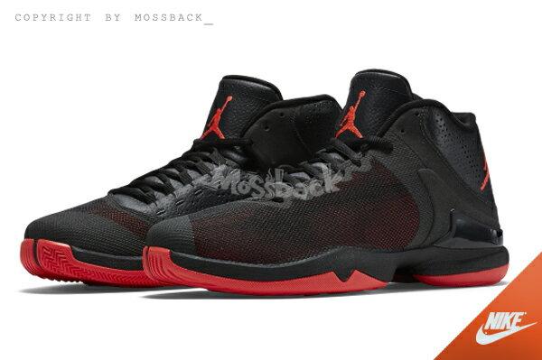『Mossback』NIKE JORDAN SUPER.FLY 4 PO X 籃球鞋 黑紅(男)NO:844122-012