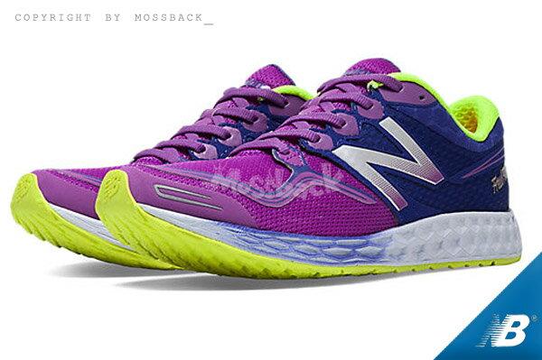 『Mossback』NEW BALANCE 輕量 慢跑鞋 泡棉 氣墊 紫色(女)NO:W1980PB