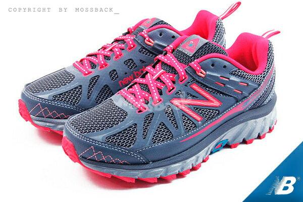 『Mossback』NEW BALANCE 透氣 運動 慢跑鞋 灰桃(女)NO:WT610GP4