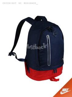 『Mossback』NIKE CHEYENNE 2000 CLASSIC 雙肩 後背包 藍紅NO:BA3247-460