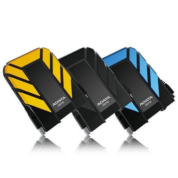 *╯新風尚潮流╭*威剛 500G 500GB HD710 USB3.0 防水抗震行動硬碟通過IPX7測試 三年保固 AHD710-500GU3