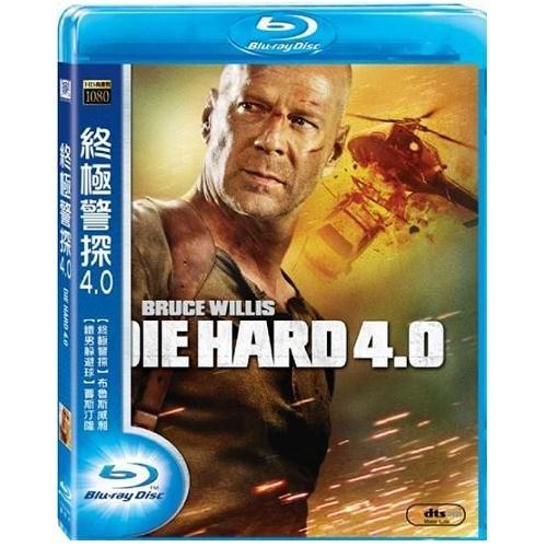 終極警探4.0 藍光BD Live Free or Die Hard 世界末日第五元素獵殺代理人布魯斯威利 (音樂影片購)